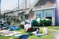 Highlight for Album: Marinovich Home Post-Katrina