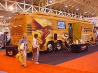 Highlight for Album: C-SPAN Book TV Production Bus